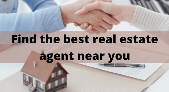 Find the best real estate agent near you